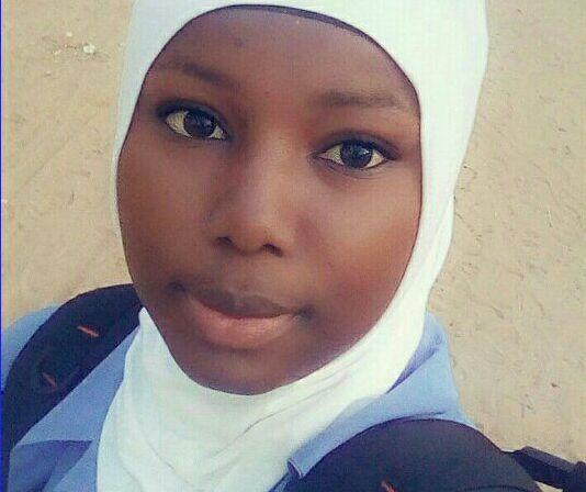 Haddy Tambedou nurse attendant