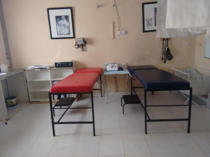delivery room sheikh tihami ibrahim nyass clinic