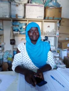 Pharmacists Sheikh Tihami Ibrahim Nyass Clinic Kunkujang Keitaya Gambia