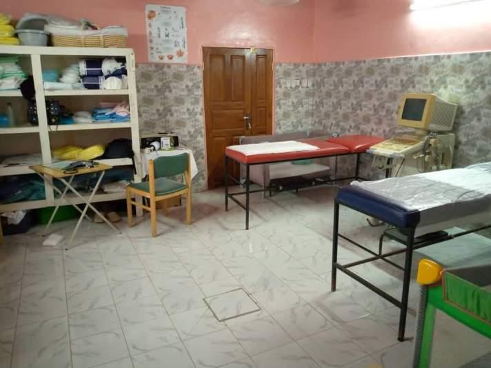 sheikh tihami clinic kunkujang keitaya new delivery room