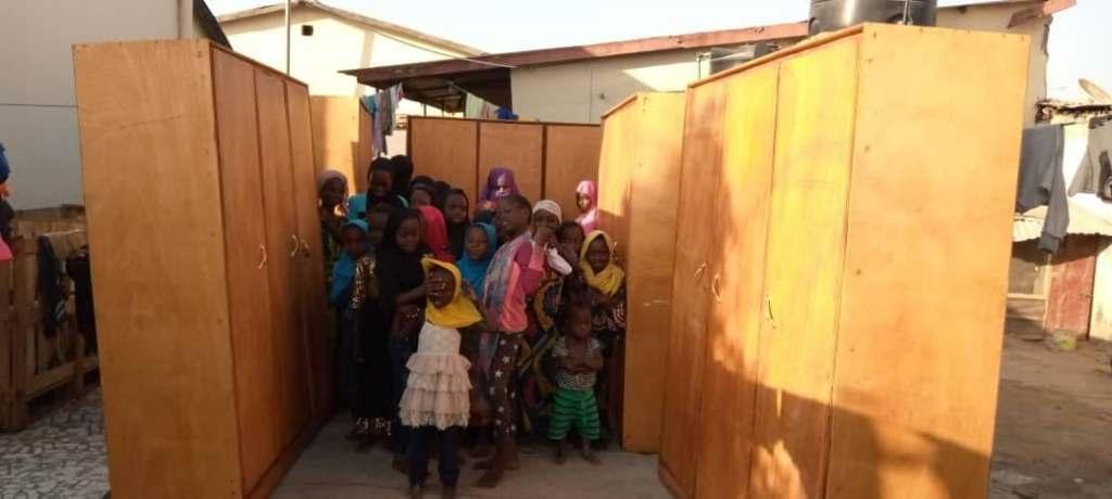 wardrobes for children shelter